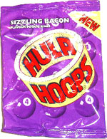 Hula Hoops Sizzling Bacon Flavour Potato Rings