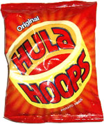 Hula Hoops Original Potato Rings