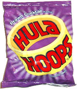 Hula Hoops Prawn Cocktail Flavour Potato Rings