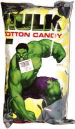 Hulk Cotton Candy