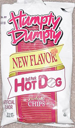 Humpty Dumpty Ball Park Hot Dog Potato Chips