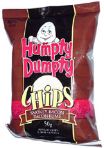 Humpty Dumpty Smoky Bacon Chips