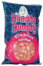 Humpty Dumpty Ketchup Ringolos