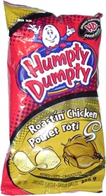 Humpty Dumpty Roastin' Chicken Potato Chips