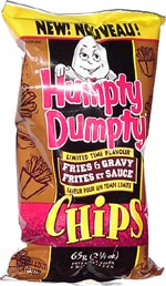 Humpty Dumpty Fries & Gravy Chips