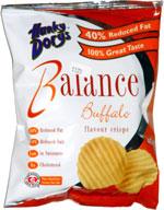 Hunky Dorys Balance Buffalo Flavour Crisps