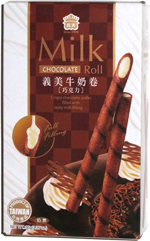 Milk Chocolate Roll
