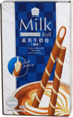 Milk Coffee Roll