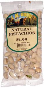 I.M. Good Natural Pistachios