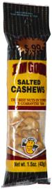 I.M. Good Salted Cashews