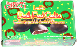 Incredibly Great Low Fat Devils Food Cookies