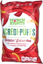 Munch Rights Incredi-Puffs Sizzlin' Sriracha