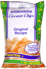 Indies International Cassava Chips Original Recipe