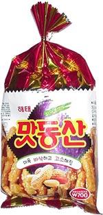 Korean Peanut Snack