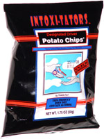 Intoxi-Tators Designated Driver Potato Chips