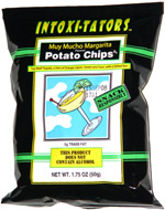 Intoxi-tators Muy Mucho Margarita Flavored Potato Chips