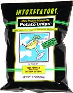 Intoxi-tators Muy Mucho Margarita Flavored Potato Chips