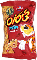 Cheetos Kafa Ketchup Flavored Corn Snack