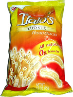 Italo's 'Tato Stix Potato Snacks