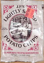 J.P.'s Lightly Salted Potato Chips