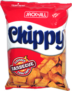 Chippy Barbecue Flavored Corn Chips