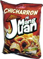 Jack 'n Jill Chicharron ni Mang Juan Espesyal Suka't Sili
