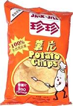 Jack 'n' Jill BBQ Flavour Potato Chips
