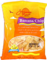 Jamaica Best Banana Chips