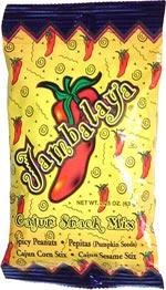 Jambalaya Cajun Snack Mix