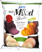 Jans Maxi Mixed Roots Exotic Blend Coriander Sea Salt