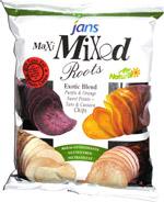 Jans Maxi Mixed Roots Exotic Blend Coriander Sea Salt