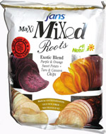 Jans Maxi Mixed Roots Exotic Blend Salt & Vinegar