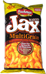 Jax MultiGrain Real Cheddar Cheese Puffs
