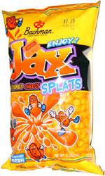 Jax Extremely Cheesy Splats