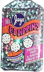Jays E-Z Dippin's Tortilla Chips & Nacho Cheese Dip