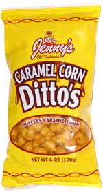 Jenny's Caramel Corn Dittos