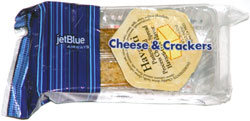 jetBlue Cheese & Crackers