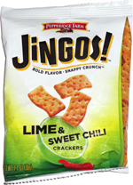 Jingos! Lime & Sweet Chili Crackers
