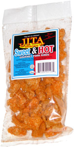 Jita Snacks Sweet & Hot Gourmet Pork Rinds