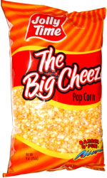 Jolly Time The Big Cheez Pop Corn
