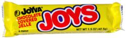 Joys Chocolate Covered Jelle