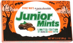 Junior Mints Spooky Mints