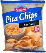 Kangaroo Pita Chips Sea Salt