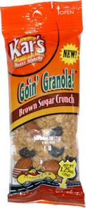 Kar's Goin' Granola Brown Sugar Crunch