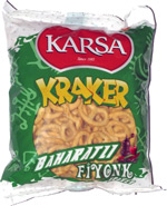 Karsa Kraker Bow Cracker with Spices