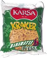Karsa Kraker Bow Cracker with Spices