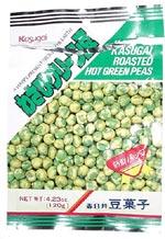 Kasugai Roasted Hot Green Peas