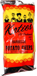 Katies Old Fashioned Barbecue Potato Chips