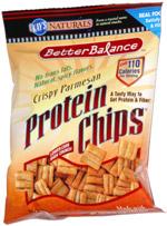 Kay's Naturals Better Balance Crispy Parmesan Protein Chips