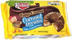 Keebler Fudge Covered Coconut Dreams